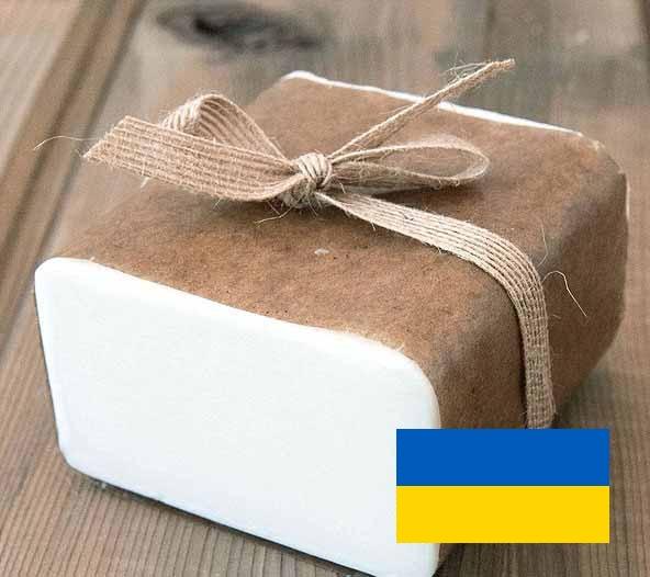 Мыльная основа, Украина