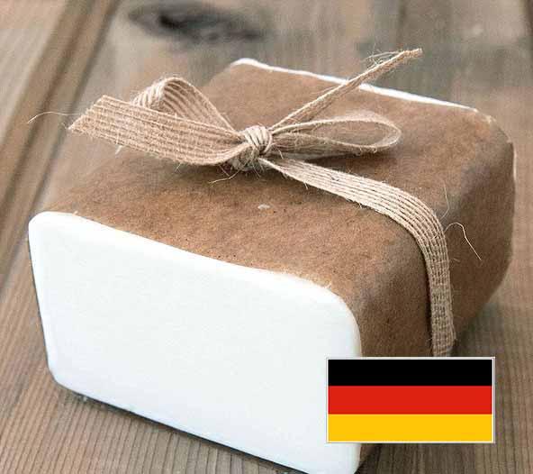 Мильна основа, Німеччина