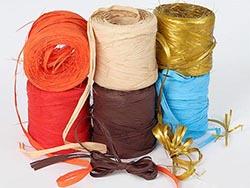 Рафія, мотузки