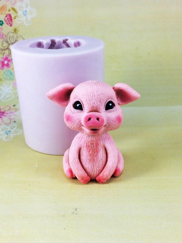 Свинка - Символ Нового Року 2019