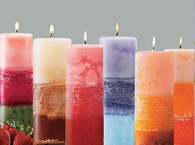 Красители для изготовления свечей