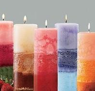 Барвники для свічок