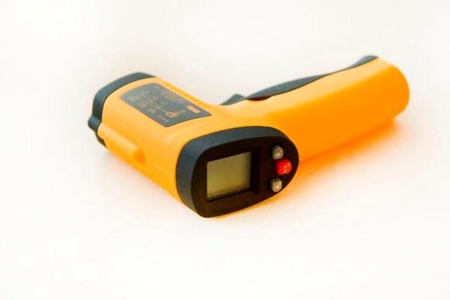 Термометр інфрачервоний лазерний - 1