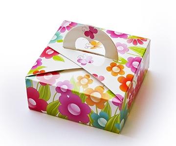 """Коробка """"Ручка-сердечко"""" №001 - 1"""