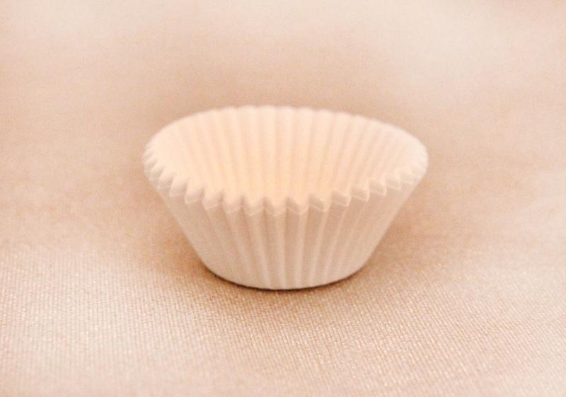 Тарталетка бумажная Т-16 (белая) - 1
