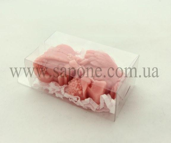 """Пластиковая упаковка-высечка """"Куб-3"""" - 1"""