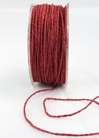 Мотузка джутова кольорова - 1