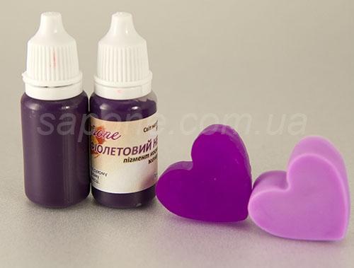 Неоновый пигмент: Фиолетовый - 1