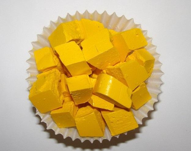 Восковый краситель для свечей: желтый - 1