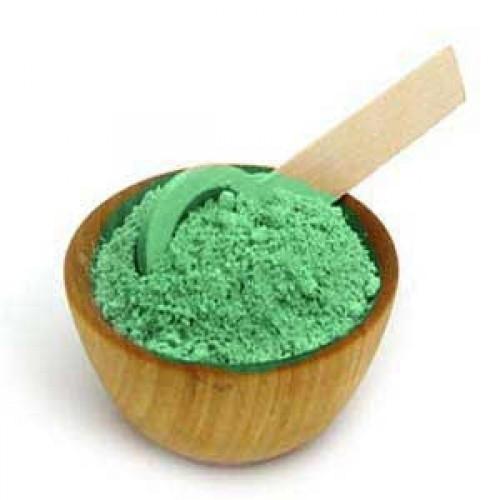 Косметическая глина каолиновая (зеленая), Англия - 1
