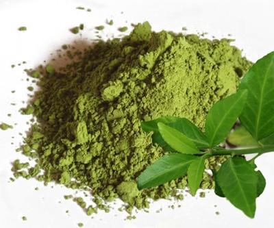 Фруктовая пудра Зеленого чая - 1