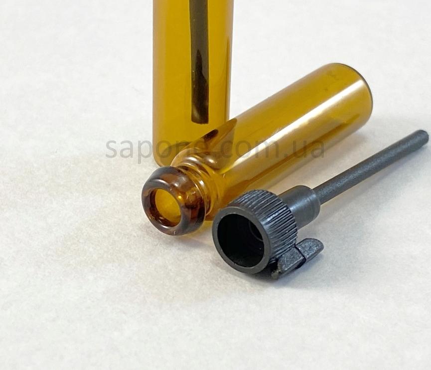 Пробник стеклянный (коричневый), 1 мл - 1