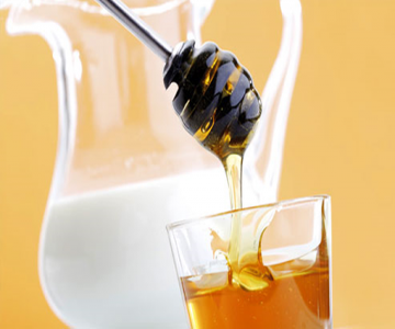 Отдушка Мед с молоком, Украина - 1