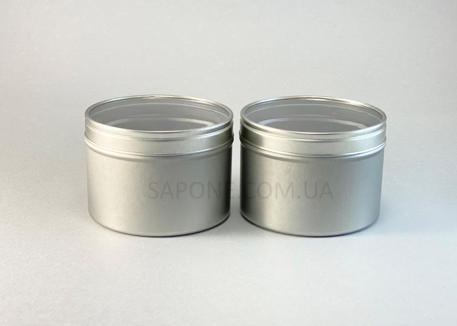Баночка БА250-3 алюм.Цилиндр (с окошком), 250 мл - 1