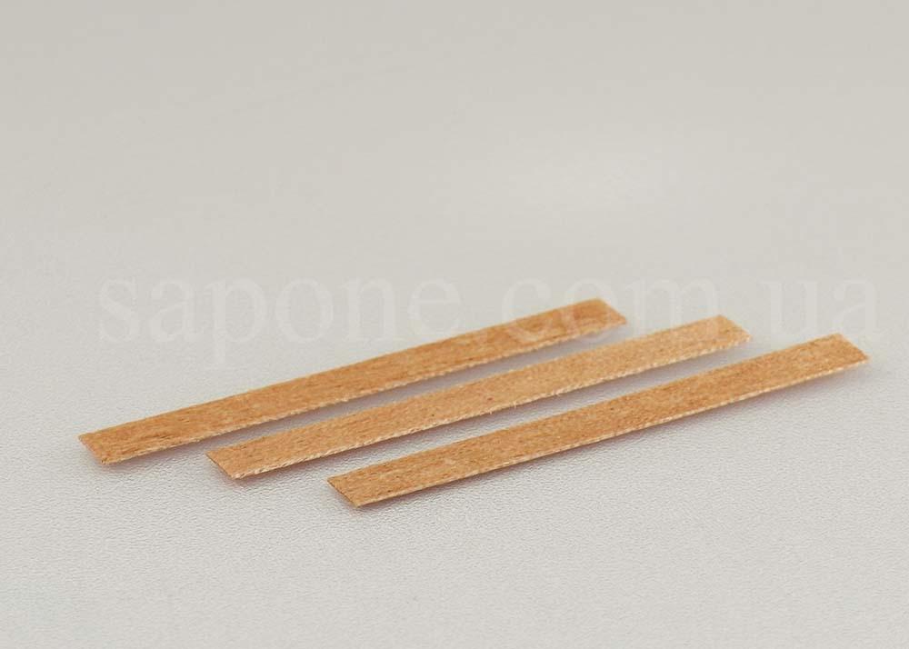 Гніт дерев'яний з тримачем 60*6 мм, 1 шт - 1