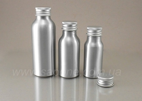 Флакон алюминиевый, 50 мл - 1