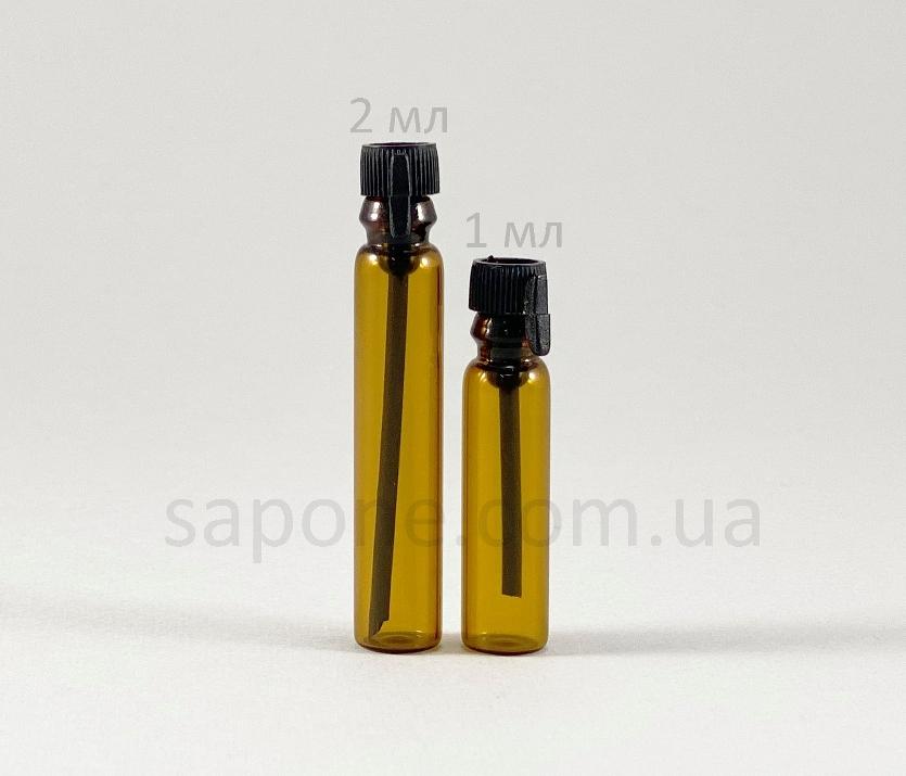 Пробник стеклянный (коричневый), 1 мл - 2