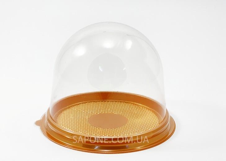 Купол прозрачный (золотое дно) - 2