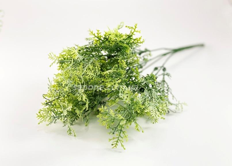 Букет туи (зеленый) - искусственная зелень, 1 шт - 1