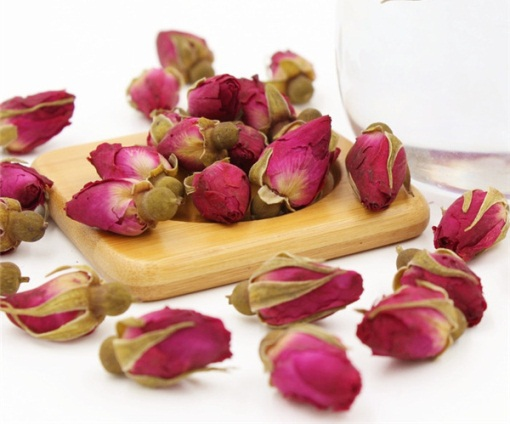 Бутоны роз красные (высушенные) - 1