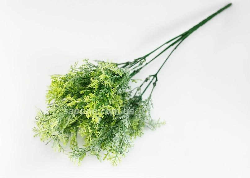 Букет туи (зеленый) - искусственная зелень, 1 шт - 2