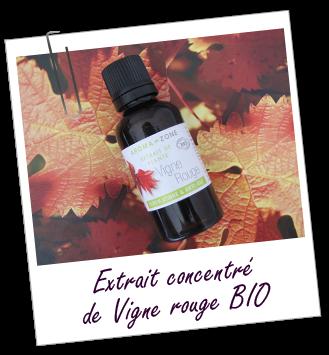 Экстракт Красного Винограда (Vitis Vinifera) BIO, Франция - 1