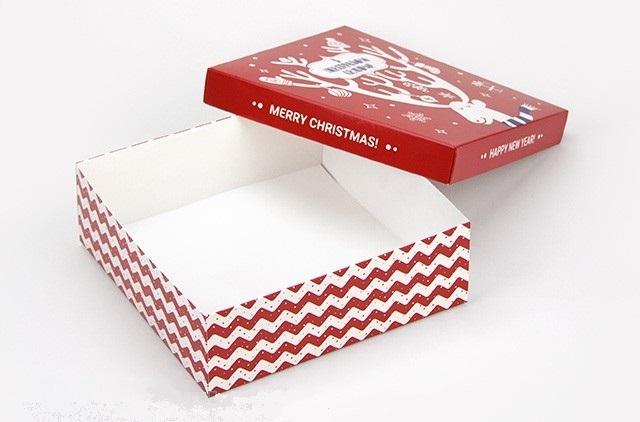 """Коробка Бавария 003 """"З новорічними святами!"""" - 1"""