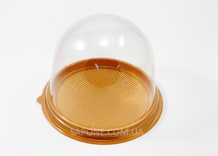 Купол прозрачный (золотое дно) - 1
