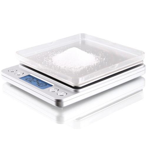 Весы электронные 2000/0,1 г - 1