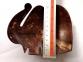 Мильниця з кокосового горіха (слоник) - 2