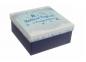 """Подарочная коробка """"С Новым Годом"""" (синяя) - 1"""