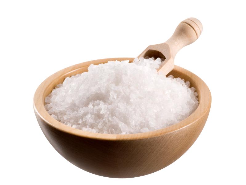 морскую соль