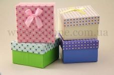 """Подарочная коробка """"Для бижутерии цветная"""""""
