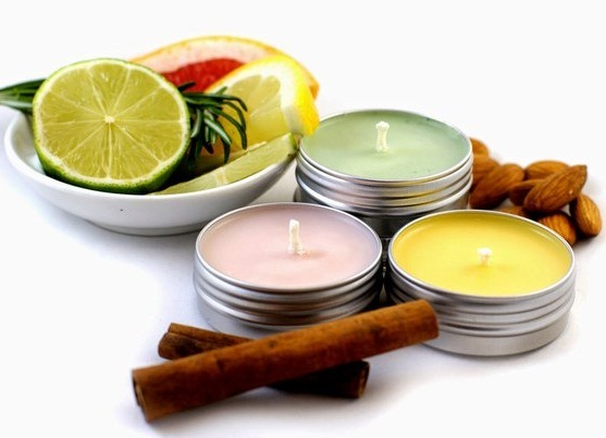 Ароматизатори для виготовлення свічок